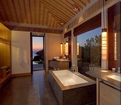 Beautiful Bathrooms In Sri Lanka amanresorts - luxury resort hotels bali, india, sri lanka