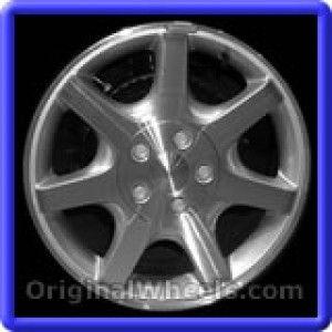 Ford Taurus 2000 Wheels & Rims Hollander #3360A  #FordTaurus #Ford #Taurus #2000 #Wheels #Rims #Stock #Factory #Original #OEM #OE #Steel #Alloy #Used