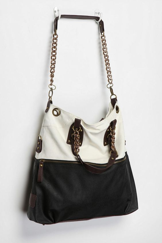 Deena & Ozzy Chain Tote <3