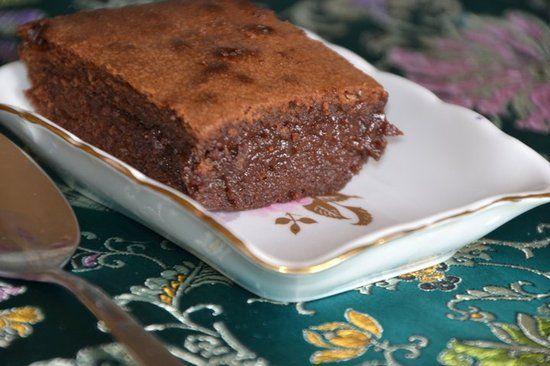Gluten Free Choc-mud Brownies..