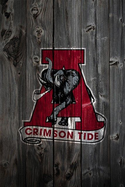 """ROLL TIDE ROLL I love the old school elephant going through the Red """"A""""  just love it ,,Roll Tide Roll"""