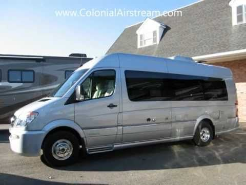 Mercedes sprinter rv airstream interstate and sprinter rv for Mercedes benz airstream interstate