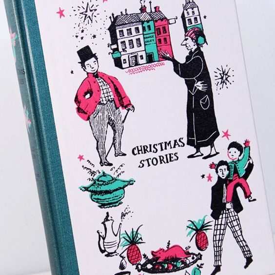 """I still have my books from a book club I received as a child. Wonder what my set of books would bring if this one book is $9??  Vintage Junior Deluxe Editions Children's Book: """"Christmas Stories"""" (Dickens) - 1950's"""