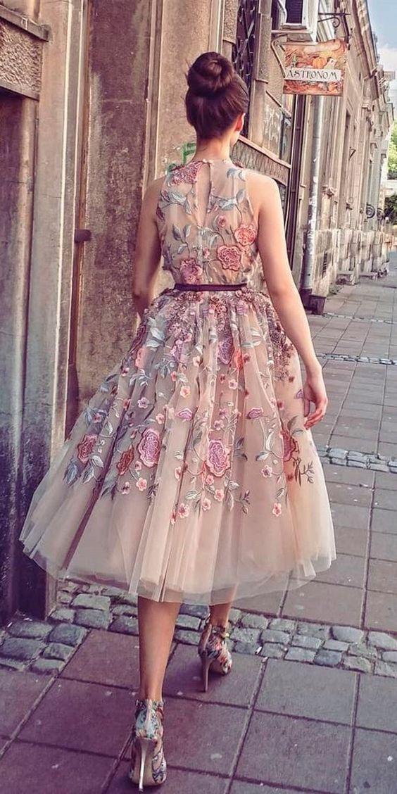 Midi Boy Elbise Modelleri Kadinev Com Elbise Elbise Modelleri Aksamustu Giysileri