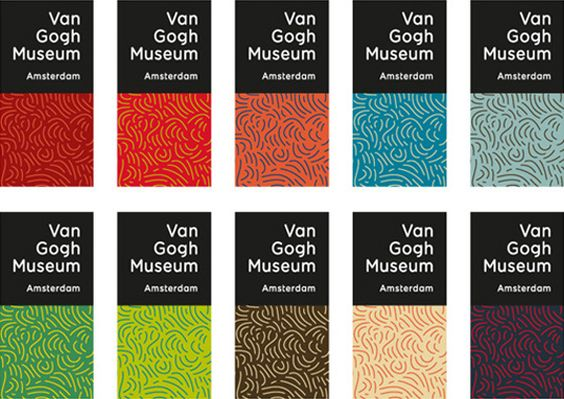 Antes y después, Van Gogh Museum