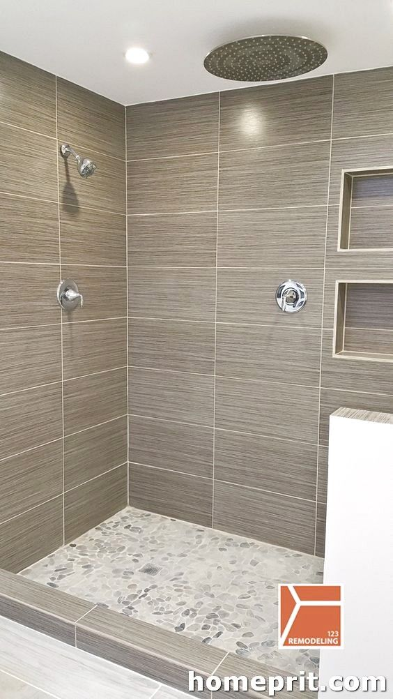 20 Fabulous Shower Bathroom Ideas That Steal Your Focus Bathroom Remodel Cost Shower Remodel Small Bathroom