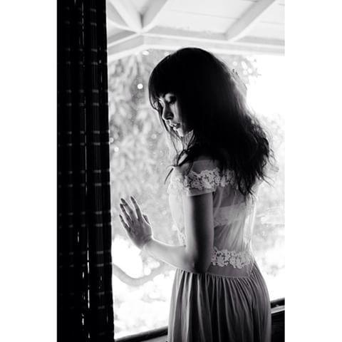 Black and White Photo by Christian Cook #blackandwhite #photography #photoshoot #model #shaula #shaulavogue #シャウラ #japanesemodel #モデル #ハワイ #hawaii #vintage