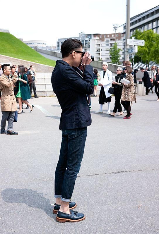 Street style and fashion trends - Lelook, Paris 2013