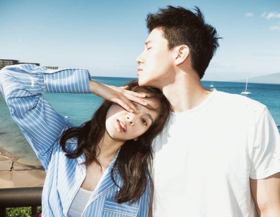 함께여서 더욱 아름다운 커플 윤승아, 김무열이 여행을 떠났다. 하와이 마우이 섬에서 펼쳐지는 이들의 로맨틱 모먼트!