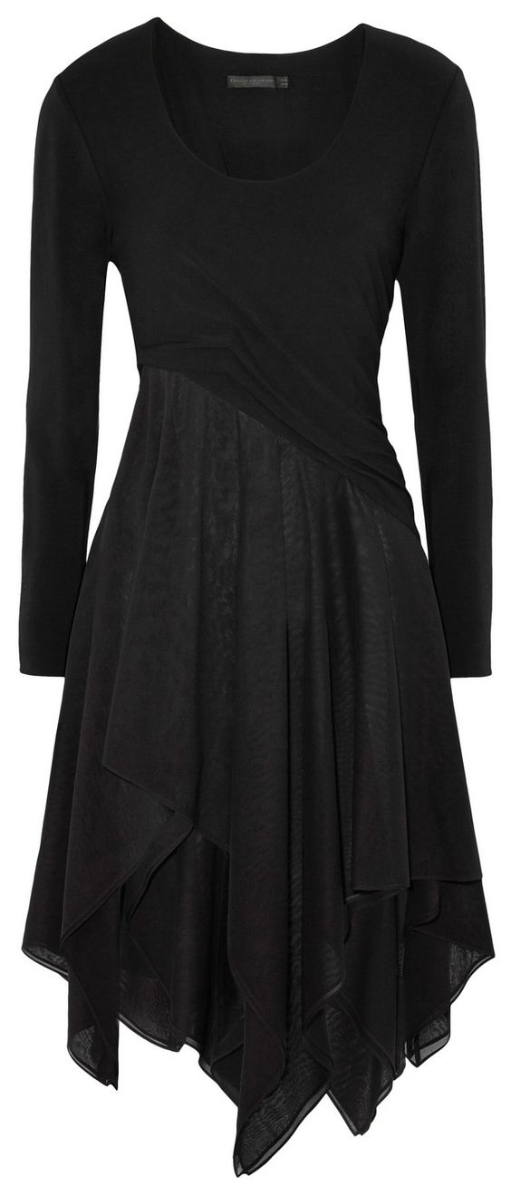 black pixie dress <3