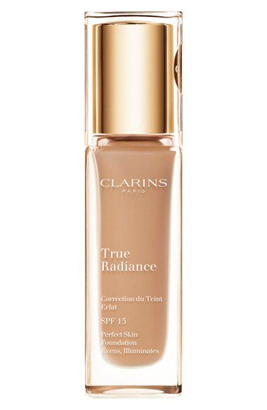 Clarins Clarins 'True Radiance' SPF 15 Perfect Skin Foundation available at #Nordstrom