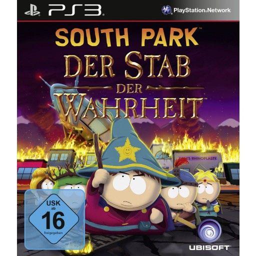 EINE EPISCHE QUEST AUF DEM WEG ZUR ... COOLNESSAus den sagenumwobenen Schlachtfeldern des Schulhofs einer vierten Klasse erhebt sich ein junger Held. Seine Bestimmung ist es, der Retter von South Park zu sein. Von den Machern von South Park, Trey Parker und Matt Stone, kommt ein episches Abenteuer - auf der Suche nach ... Coolness. South Park: Der Stab der Wahrheit. Du fängst als neues Kind in der Stadt an und stehst vor einer grauenvollen