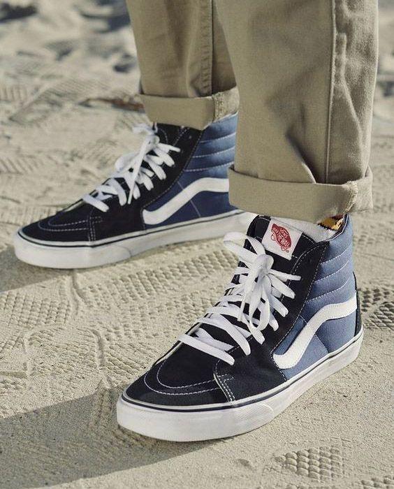 Sapato Vans Online   Coleção de calçados Vans: homens e