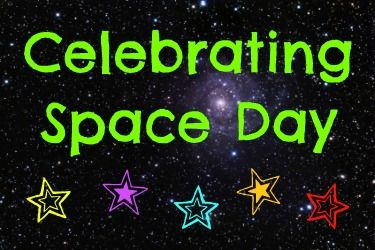 Space Day activities for kids