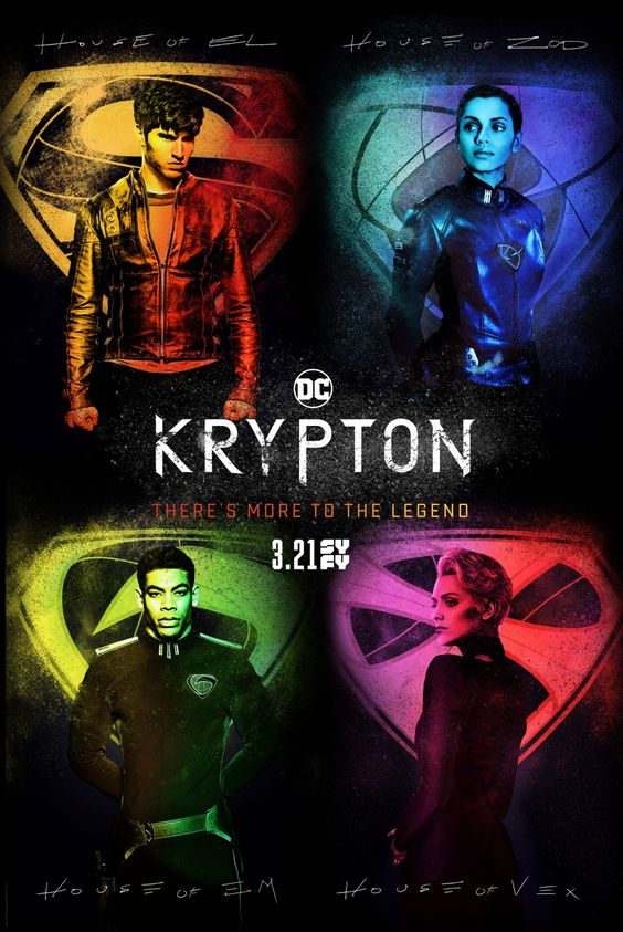 Return to the main poster page for Krypton (#2 of 6)