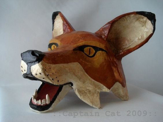 Pinterest the world s catalog of ideas for Making paper mache animals