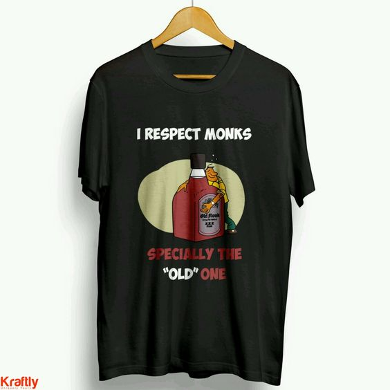 For the love of Old Monk #kraftly