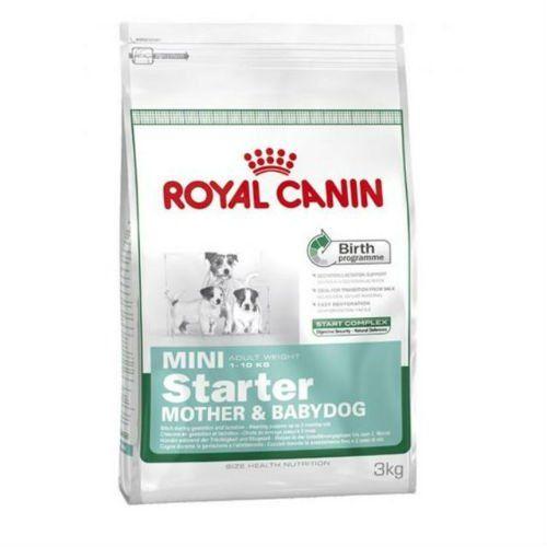Royal Canin Mini Starter Mother And Babydog Dogs Food 3kg Hope
