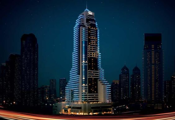 Grosvenor house, Dubai Marina