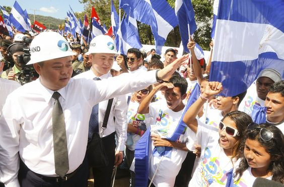 China Slowdown Not Holding Back Nicaragua Canal Contractor Says
