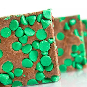Dozen Wicked Mint Brownies now featured on Fab.