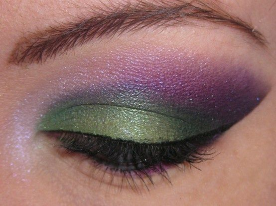 Pluto Eye Makeup #clever