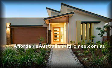 Modern house facades skillion single story google search house architecture pinterest - Single storey home designs sydney ...
