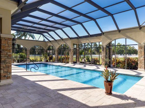 Yz Ranch A 22 9 Million 50 Acre Equestrian Estate In Jupiter Fl Equestrian Estate Indoor Pool Design Indoor Outdoor Pool