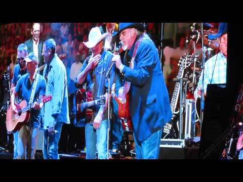 George Strait And Friends All My Ex S Live In Texas Youtube