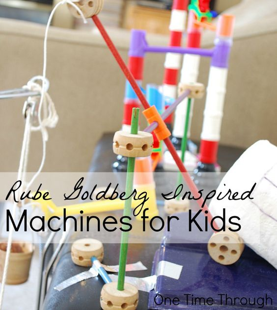 Make It Move (Bear Elective Adventure) - Rube Goldberg Machines for Kids