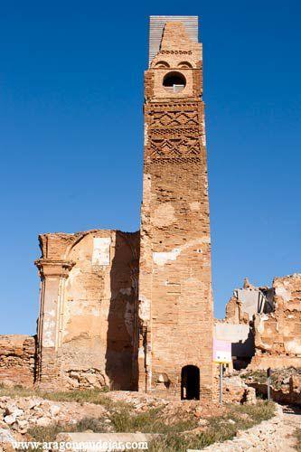 Pueblo viejo de Belchite 056b977a0efea348b6e5f5a82a8f8f85
