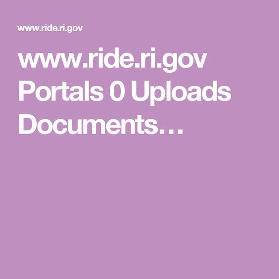 www.ride.ri.gov Portals 0 Uploads Documents…
