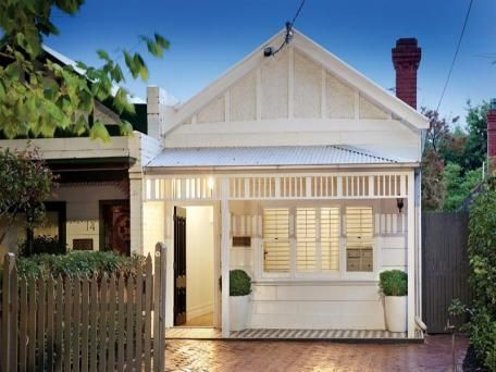 Single Fronted Victorian Weatherboard Cottage Google
