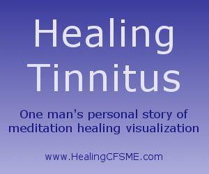 One man's testimony of healing tinnitus through spiritual #healing #meditation. http://www.healingcfsme.com/healing-tinnitus.html