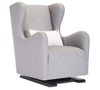 vola glider chair - modern nursery furniture by Monte Design