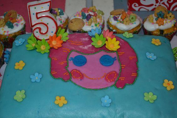 My Juliana's 5th birthday cake.:)