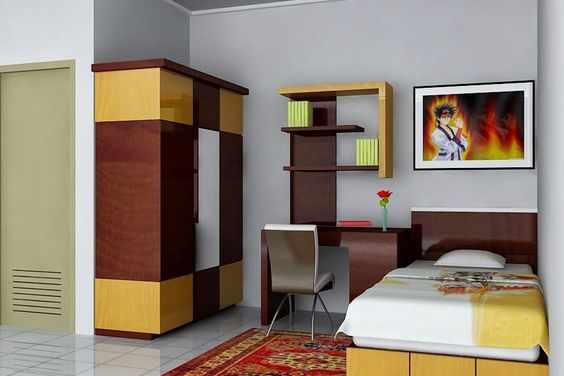 0570d5a94e83031815480734b27754b2 desain kamar rumah impian