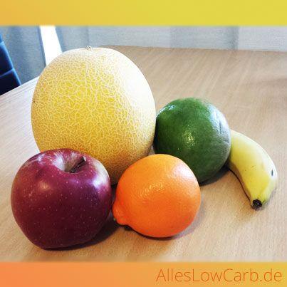 Welches Obst ist Low-Carb? Liste : Obstsorten und Werte der Früchte   AllesLowCarb.de