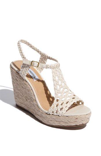 Steve Madden 'Manngo' Woven Sandal $79.95