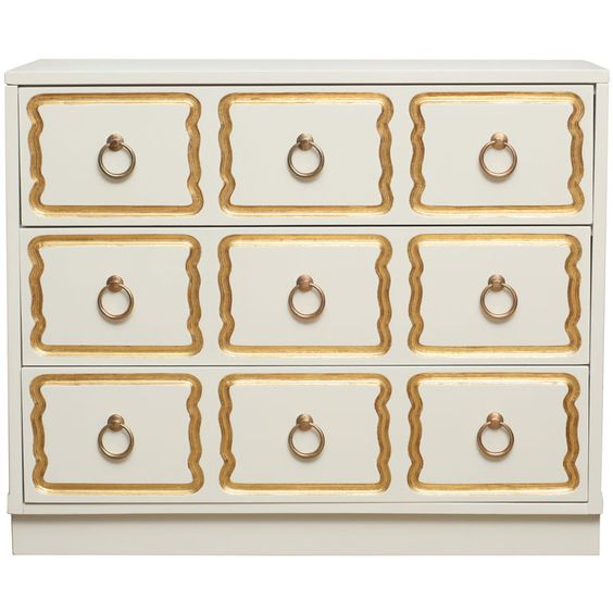 a real Dorothy Draper (in the same colors as my knock off!): Draper Chest, Espana Dressers, Draper Hollywood, Commodes Chests, Dorothy Draper Furniture, Hollywood Regency, Flip Dressers