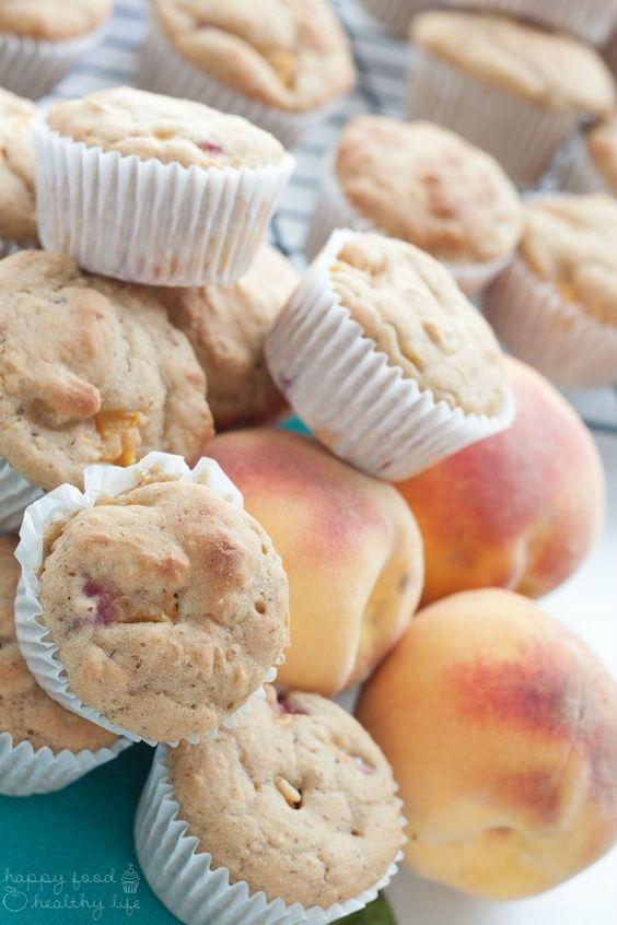 ... muffin recipes peach muffin recipes peach muffins healthy peaches