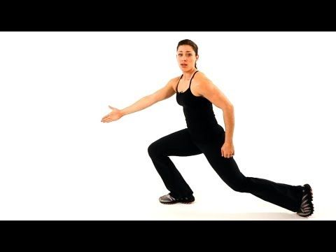 How to Do a Walking Lunge | Boot Camp Workout for Women