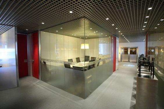 una oficina en madrid