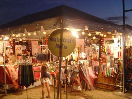 A marketing campaign plan for craft show vendors. Use these tips for a successful show.