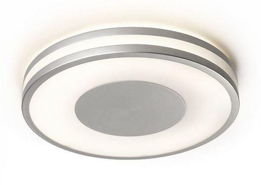 Met De Plafondlamp Hue Being Alu 32w 24v Haal Je Een Moderne Lamp In Huis Die Tegelijkertijd Een Chique Uitstraling Heeft Plafondlamp Moderne Lampen Led