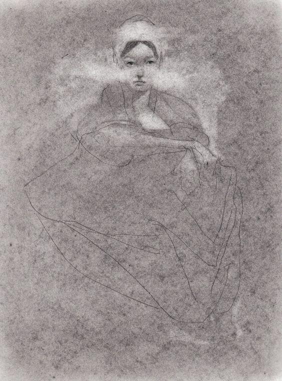Beatrice I   The Art of Nicholas McNally