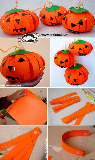 17 Best Images About Crafts Pumpkin Pumpkin Crafts