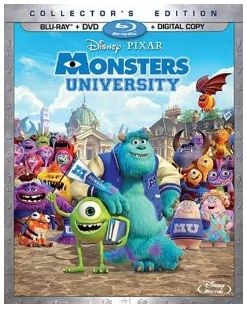 Monster's University (Collector's Edition) Blu-ray Review | Five Dollar Shake