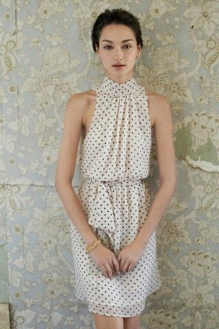 Deja Dot Dress | Anthropologie