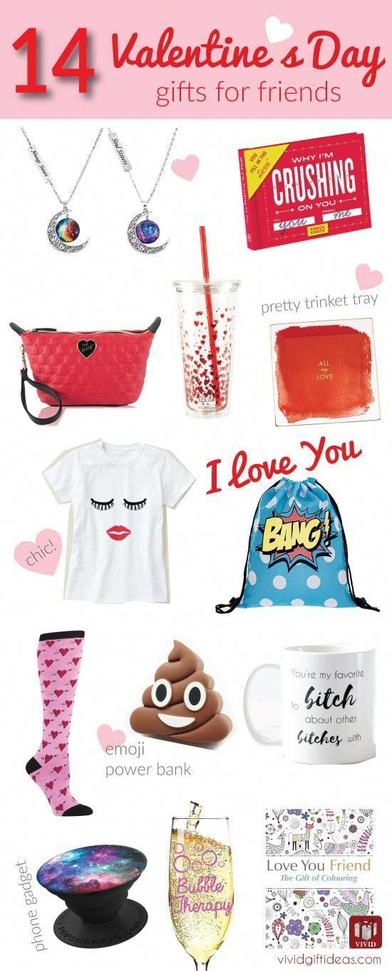 Majority Of These Exciting Items Would Show Your Girlfriend The Amount That You Are Th Valentines Day Gifts For Friends Girlfriend Gifts Friends Valentines Day
